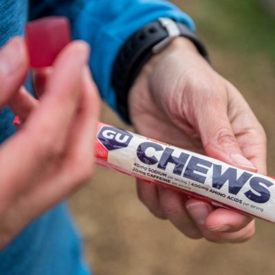 Chews - Energi vingummi