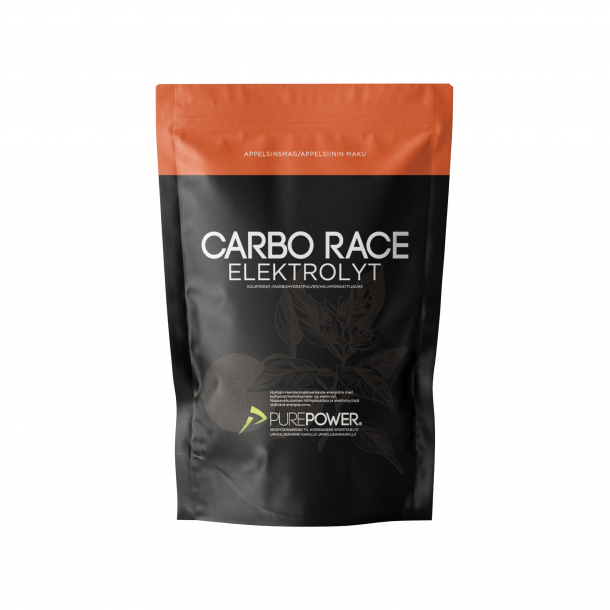 Purepower carbo race orange