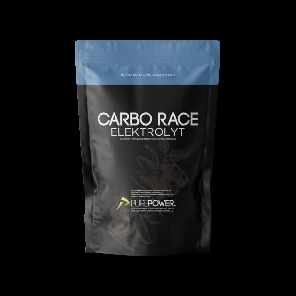 purepower carbo race blåbær